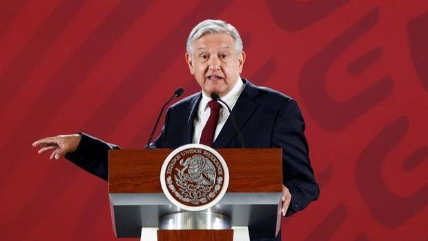 El presidente de México, Andrés Manuel López Obrador. (Foto:Cortesía).