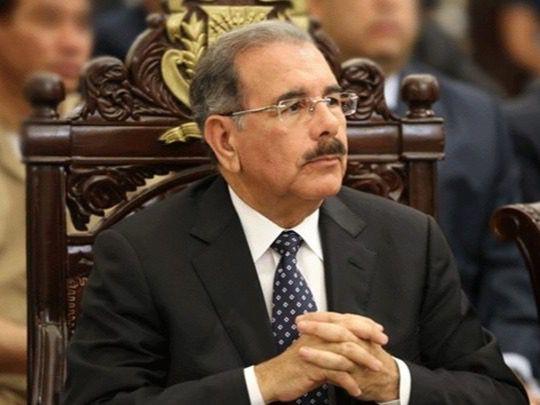 Danilo Medina. (Foto:Fuente Externa).