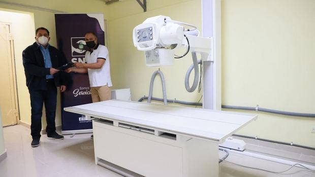 Gobierno entrega alrededor de RD$20 millones en equipos a seis centros de salud en Santo Domingo.