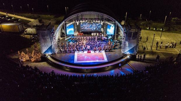 El anfiteatro Puerto Plata rumbo a su segundo aniversario sigue estableciendo récords