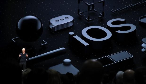 Presentación del nuevo dispositivo iOS