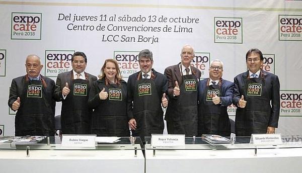 Expo Café Perú reunirá participantes de 15 países y 150 empresas expositoras