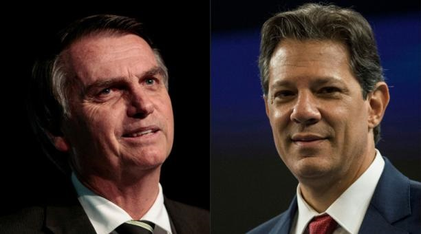 La polarización entre Bolsonaro y Haddad irrumpe en el Congreso brasileño