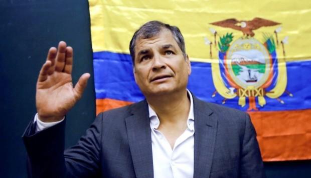La decisión de asilo de Correa depende de recursos en instancias internacionales