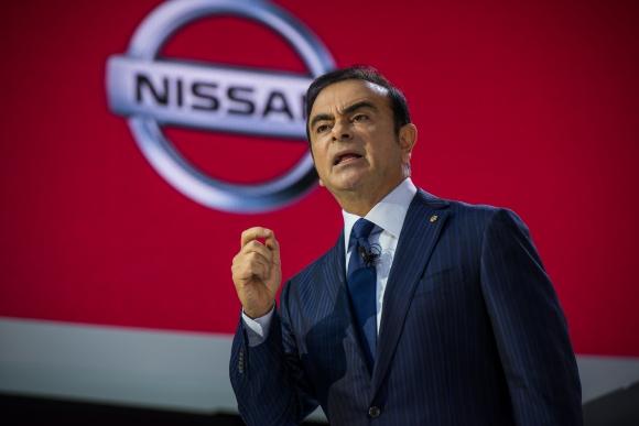 Los accionistas de Nissan aprueban la destitución de Ghosn como consejero