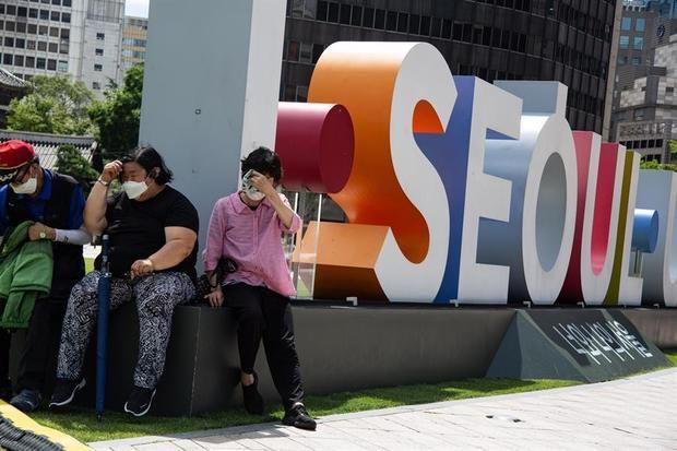 La pandemia destruyó 352.000 empleos en junio en Corea del Sur.