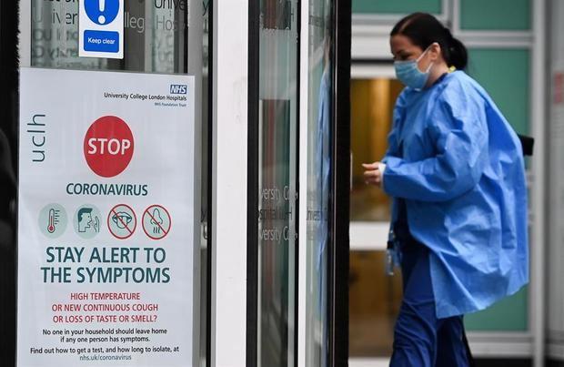 Alemania y Reino Unido en cifras altísimas, tras casi un año de coronavirus