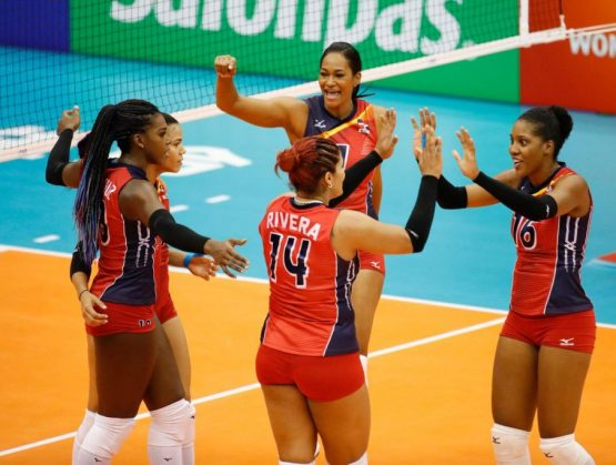 Reinas del Caribe conoce como serán enfrentamientos para Liga de Naciones