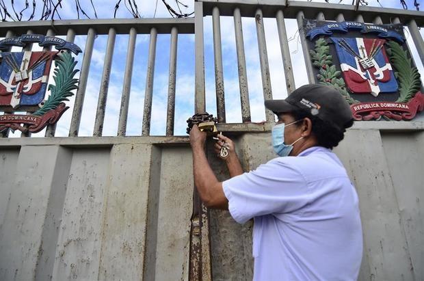 Reabren el mercado binacional de Dajabón cerrado en marzo por la covid-19