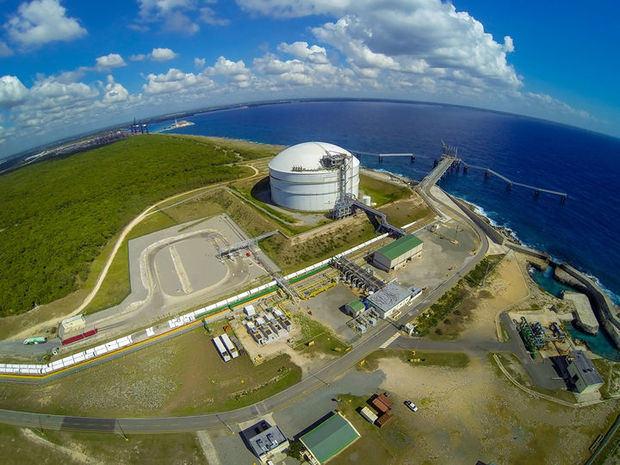 Las plantas AES Andrés y Los Mina 6 estarán fuera Sistema Eléctrico Interconectado (SENI) por un plazo entre 7 y 8 días.