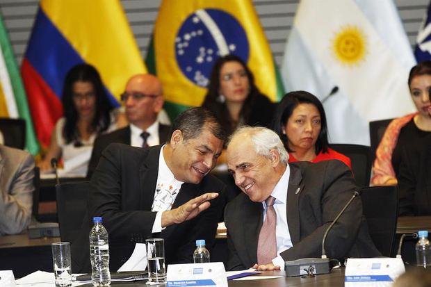 La descalificación del partido de Correa