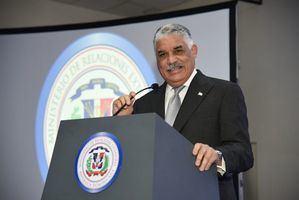 Canciller Miguel Vargas Maldonado dio apertura a las celebraciones del Mes de la Francofonía República Dominicana 2020.