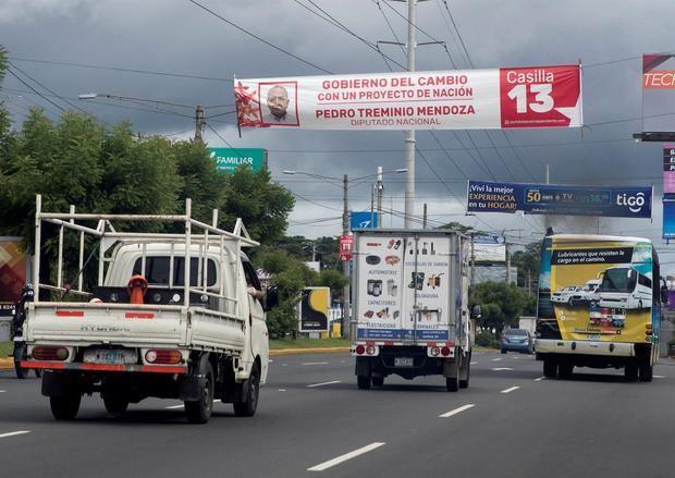 Ortega se encamina a nueva reelección con sus principales rivales detenidos