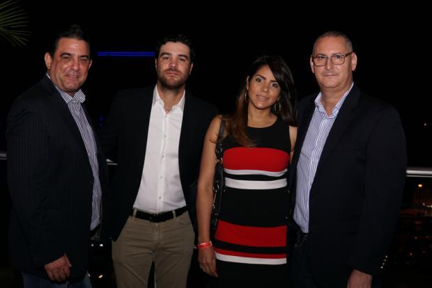 Ricardo Alvarez, Juan Llaneza, Rosanna Rodríguez y Jacinto de la Rocha.