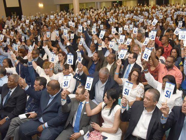 PRD celebrará XXXV Convención Nacional Extraordinaria de Delegados