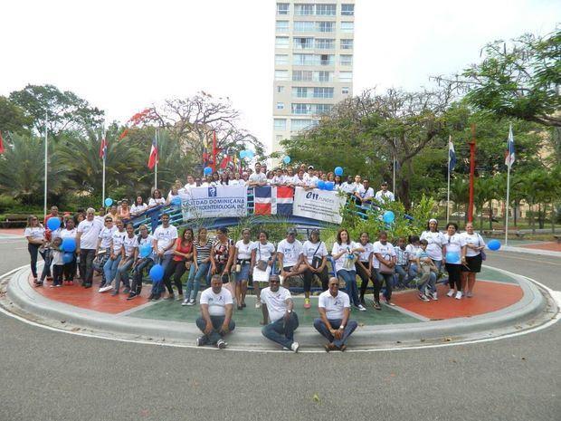 FUNDEII invita a caminata para conmemorar el mes de las Enfermedades Inflamatorias Intestinales