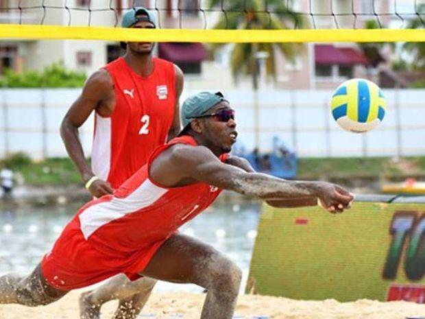 Duplas cubanas van como favoritas a parada de Varadero del Circuito NORCECA de Voleibol de Playa.