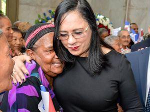 Licenciada Nathali María, directora ejecutiva del Consejo Nacional de la Persona Envejeciente (Conape).