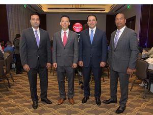 La empresa de Telecomunicaciones Claro y su socio estratégico Cisco, realizaron un desayuno-conferencia.
