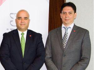 Giacomo Giannetto y Juan Carlos Medina.