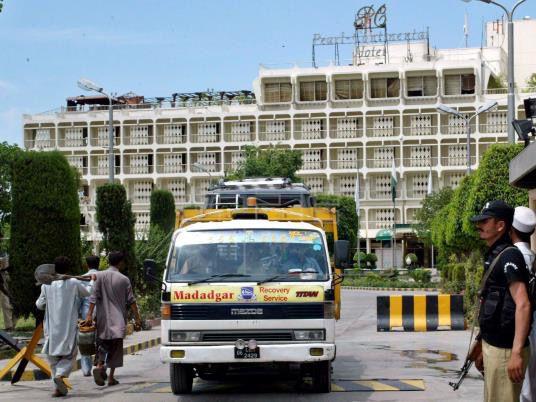 Finaliza el ataque al hotel en Pakistán con tres asaltantes y un guardia muertos