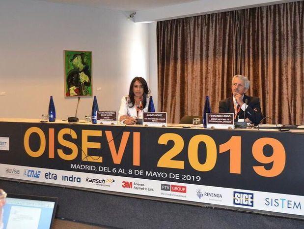 VIII Asamblea General del antiguo OISEVI realizada en Madrid, España.