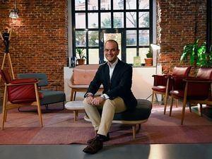 Bizlab su director en Madrid, Pedro Luzón que ha comentado que cuatro de cada diez empresas que participan en Bizlab, la aceleradora de startups de Airbus  terminan manteniendo una relación comercial con la compañía una vez que culminan el programa de formación para el que fueron seleccionadas.