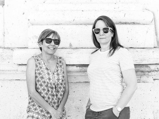 Las artistas visuales, fotógrafas y arquitectas Guadalupe Casasnovas y Victoria Thorén, conforman el Colectivo Pictoria Newhouse.