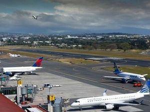 Con la clasificación 2, los operadores aéreos de Costa Rica pueden continuar el servicio existente.