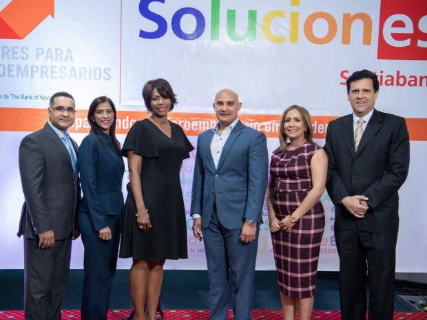 Soluciones Scotiabank capacita a microempresarios de la zona norte