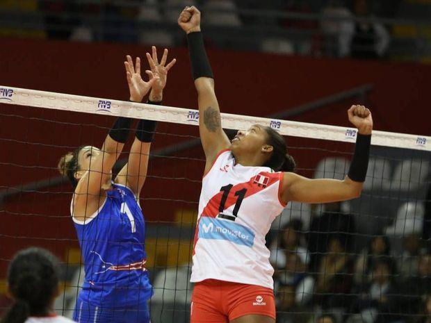 Juegos Panamericanos de Voleibol.