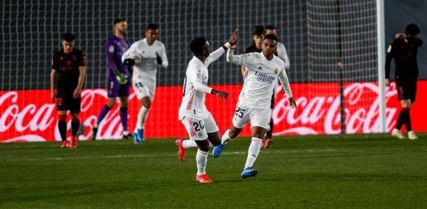 Real Madrid empata con Real Sociedad en jornada de la Liga
