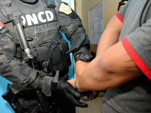 Extraditan dominicano acusado de narcotráfico en Estados Unidos.