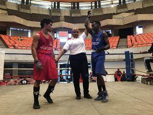 Segunda jornada del Torneo de Boxeo para Novatos César Medina del Distrito Nacional.
