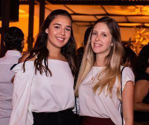 Susana Schiffino y Camila Hernández.