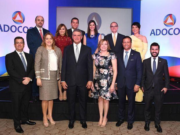 Ricardo Rizek Peralta  Presidente ADOCOSE  2019-2021, junto a su Directiva.