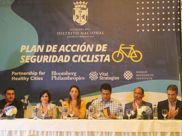 ADN lanza Plan Acción Seguridad Ciclista