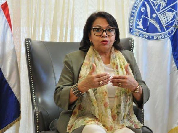La rectora de la UASD demanda reabrir caso desaparición Narcisazo