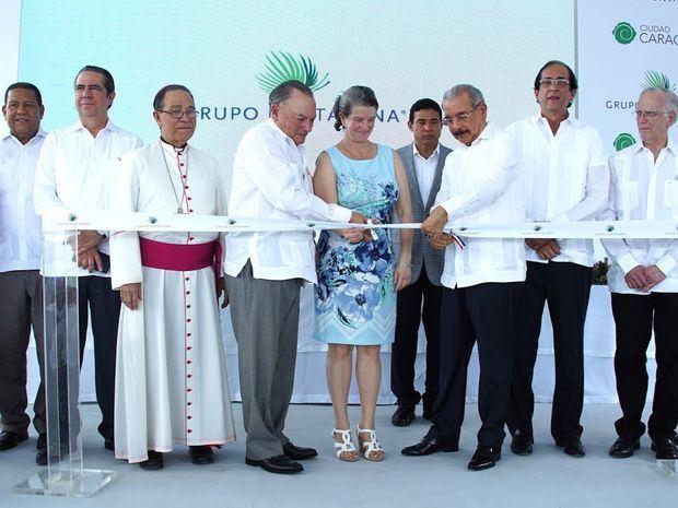 Grupo Puntacana presenta Ciudad Caracolí es una solución a los problemas de infraestructura