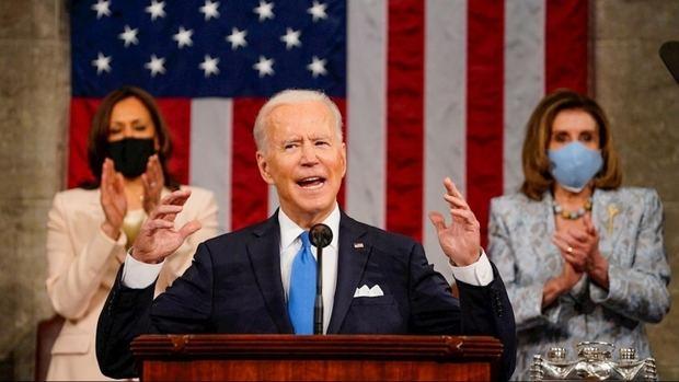 Biden defiende un ambicioso proyecto de Gobierno muy social y con inversiones