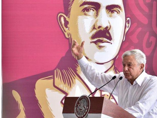Presidente de México envía un mensaje de amistad al pueblo de Estados Unidos