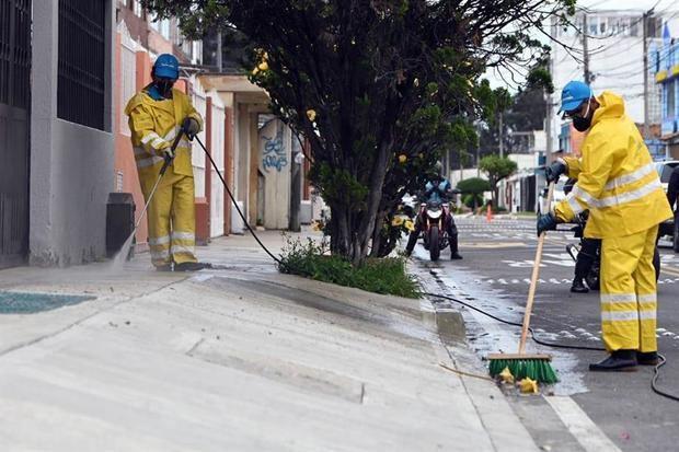 Colombia suma 10,495 casos de coronavirus, 445 fallecidos y 2,569 recuperados