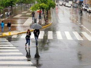 La Onamet pronostica aguaceros en varias provincias a causa de vaguada