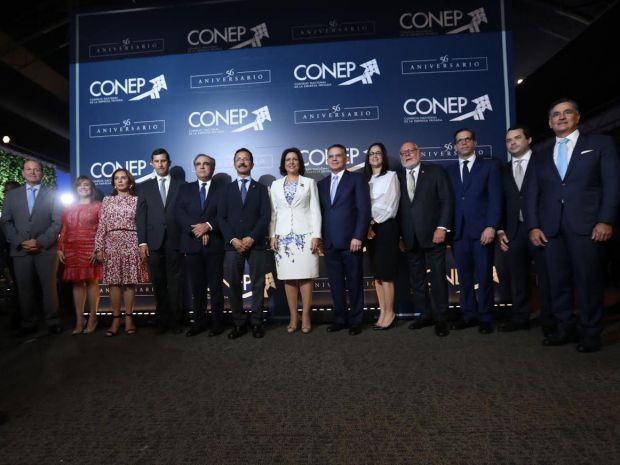 Conep señala retos del país y presenta estudio sobre aportes del empresariado al desarrollo
