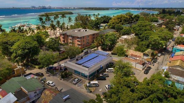 Naciones Unidas registra el proyecto de energía solar del Popular