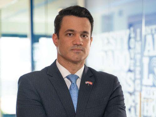 Juan José Melo Pimentel.