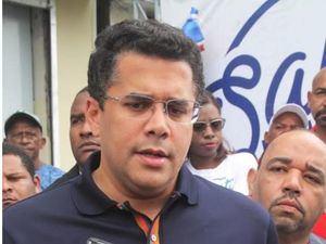 Alcalde del Distrito Nacional, David Collado.