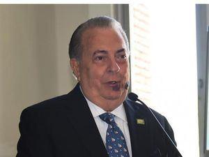 Ministro de Cultura de la República Dominicana, Arq. Eduardo Selman.