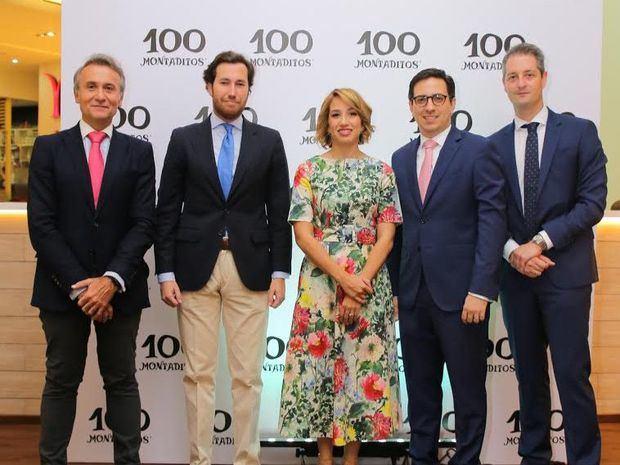 Ignacio García, Enrique Lasso, Lauren Pou, Héctor Morillo, David Gallardo.