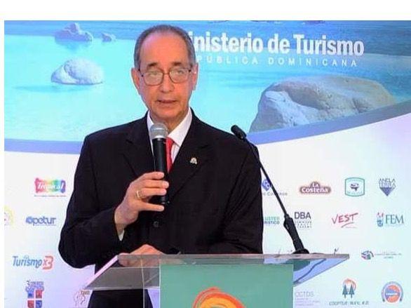Luis Felipe Aquino, presidente de la Bolsa Turística del Caribe, BTC.
